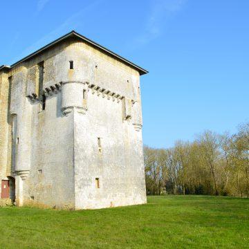 Tour Moricq à Angles - Crédit Photo© Office de Tourisme Destination Vendée Grand Littoral