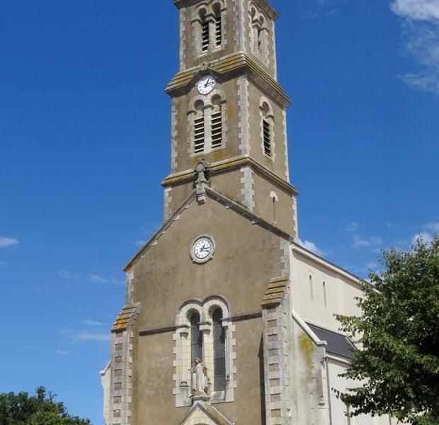 Eglise de la Boissière des landes