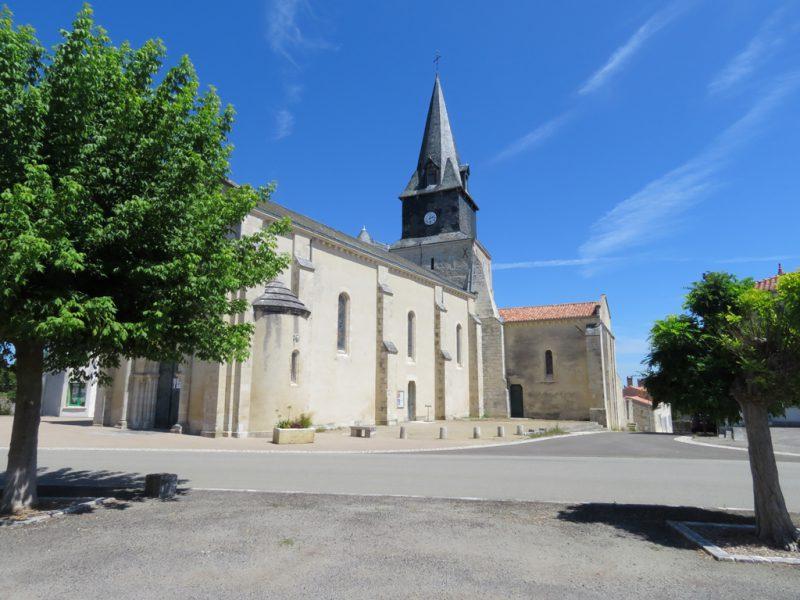 Curzon église