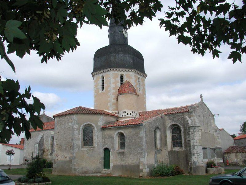 Eglise de la Jonchère