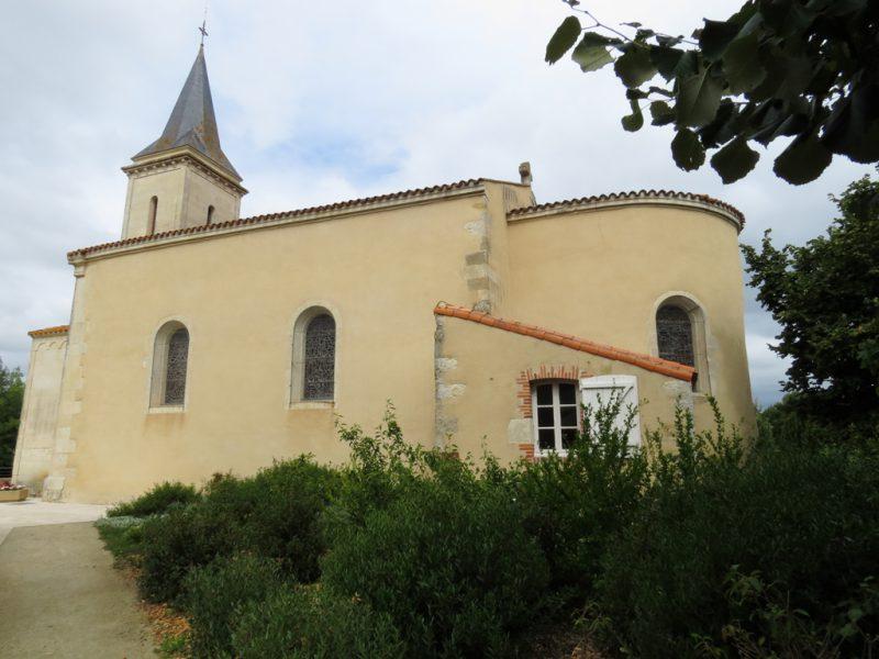 Le Givre église