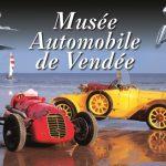 Musée automobile à Talmont-Saint-Hilaire en direction des Sables d'Olonne
