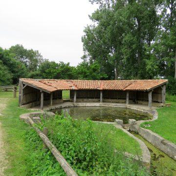 Saint-Hilaire-la-Forêt Lavoir de la Courolle