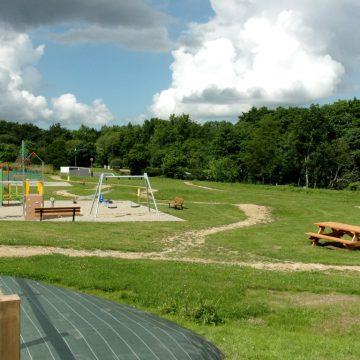 Aire de jeux à Saint-Avaugourd-des-Landes en Destination Vendée Grand Littoral