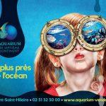 Aquarium de la Vendée près des Sables d'Olonne