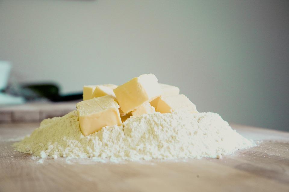 Cuisine beurre et farine