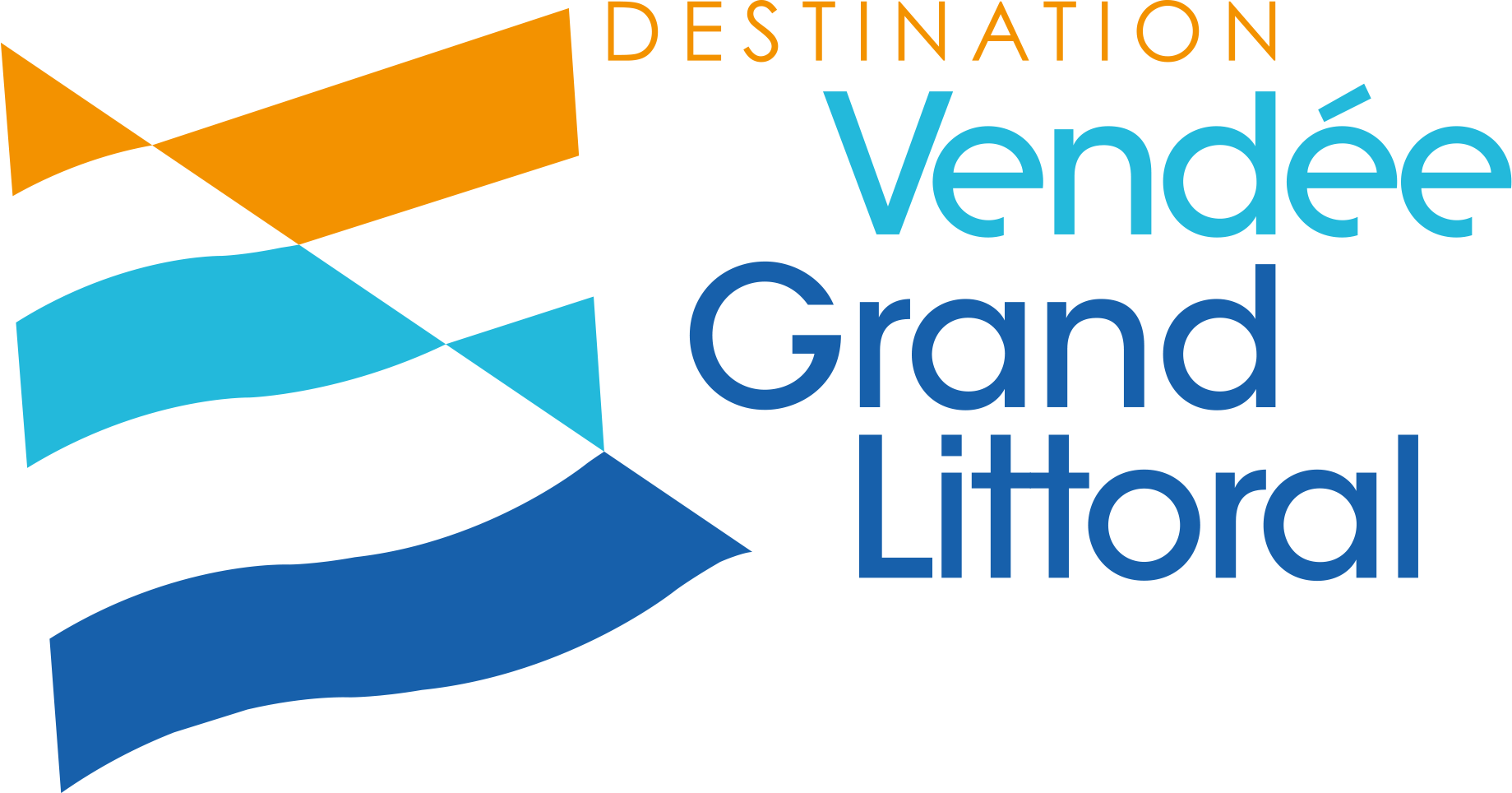 Logo Destination Vendée Grand Littoral