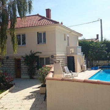 Gîte lieu-dit Moricq avec piscine