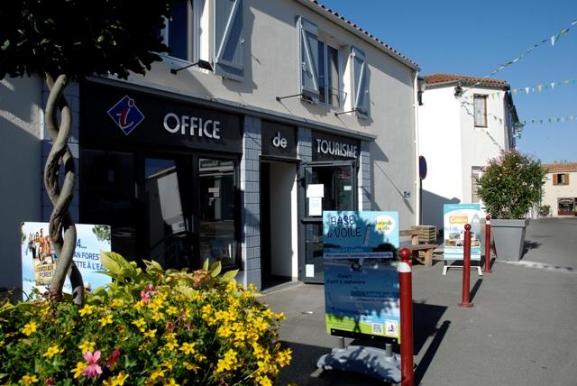 Bureau de tourisme - Longeville-sur-Mer
