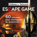 Escape Game Chateau de Talmont- Crédit Photo : ©Chateau de Talmont