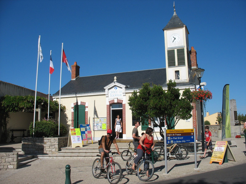 Office de Tourisme - Saint-Vincent-sur-Jard