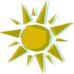 Soleil crédit dessin MARCELINE communication