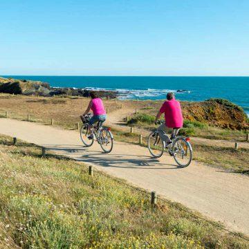 Des balades à vélo - Destination Vendée Grand Littoral