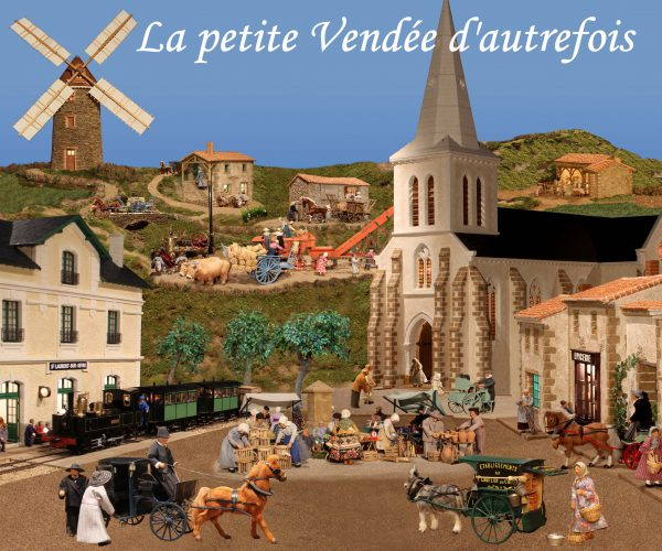 Vendée miniature- Crédit Photo : ©Vendée Miniature