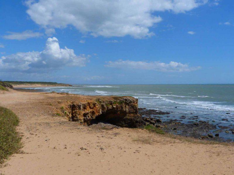 Vue de la Pointe du Payré - ©Destination Vendée Grand Littoral
