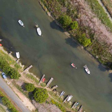 Partie de pêche à Moricq à Angles - ©Horizon Vertical