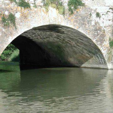 Pont de l'octroi de Angles ©Office de Tourisme Destination Vendée Grand Littoral