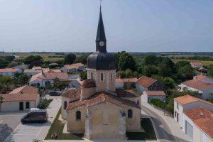 Eglise de la Jonchère - ©Horizon Vertical