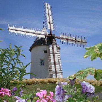 Moulin de Jard-sur-Mer