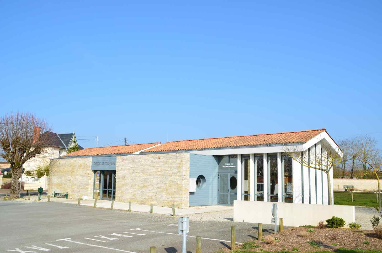 Office de Tourisme d'Angles ©Office de Tourisme Destination Vendée Grand Littoral