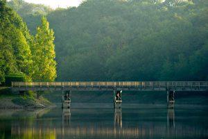 Randonnée du Pont Garnaud à Poiroux