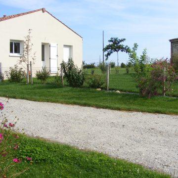 Location de vacances - Gîte Bourg Paillé - Blanchard - Saint-Vincent-sur-Jard