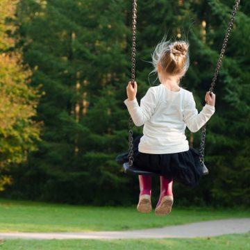 Aire de jeux enfant