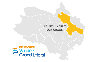Cartographie de Saint-Vincent-sur-Graon