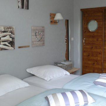 Chambres d'hôtes Saint-Vincent-sur-Jard- Aux Bois flottés