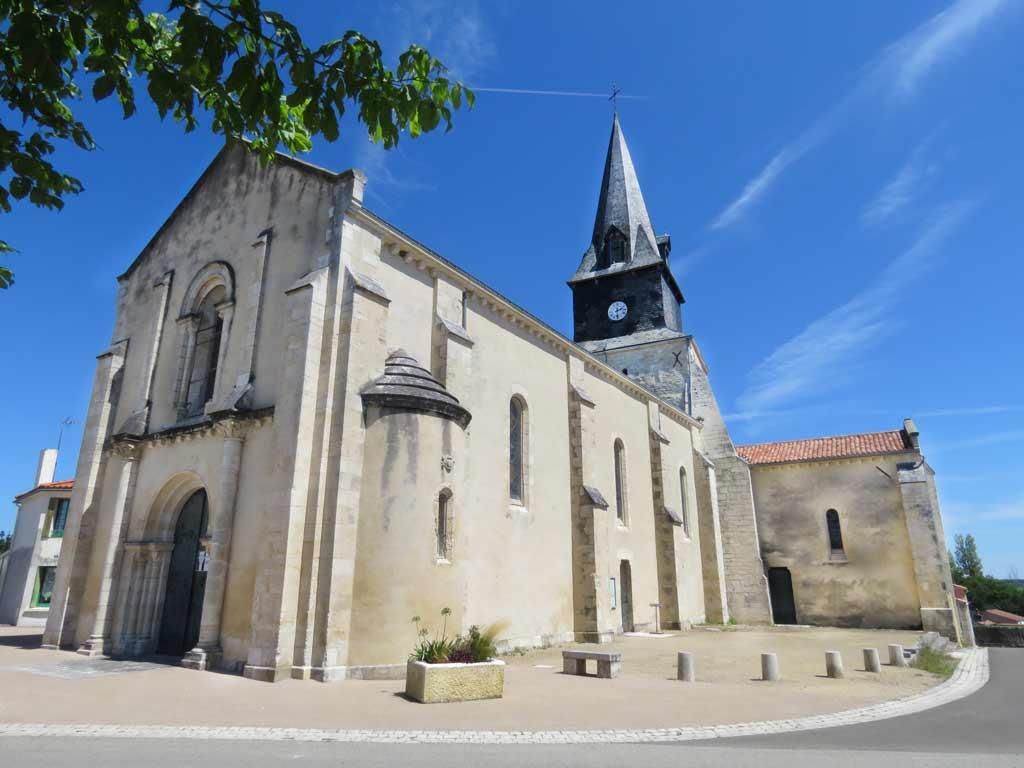 L'église de Curzon