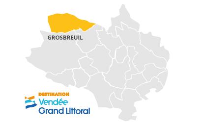 Cartographie Grosbreuil