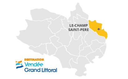 Cartographie Le-Champ-Saint-Père