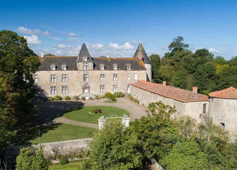 Le Givre, chateau de la Brunière - ©Horizon Vertical