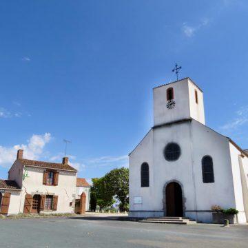 L'église de Saint-Avaugourd-des-Landes