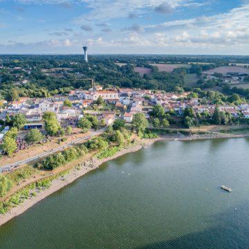 Saint-Vincent-sur-Graon - crédit : Horizon Vetical