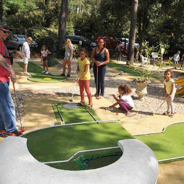 La Béliere Talmont-Saint-Hilaire Mini-golf