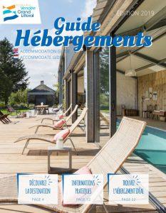 Guide des hébergements 2019 de l'Office de Tourisme Destination Vendée Grand Littoral