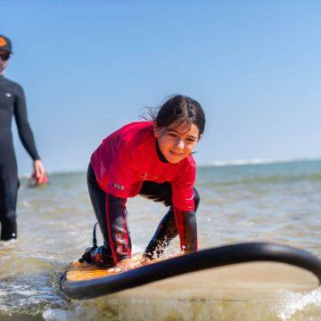 Incontournables : cours de surf en Vendée Grand Littoral