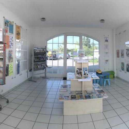Office de tourisme de Bourgenay