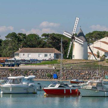 Port de plaisance de Jard-sur-Mer