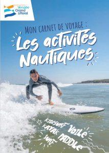 Guide activités nautiques - Destination Vendée Grand Littoral