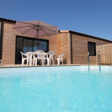 Villa les Oyats avec piscine Vendée