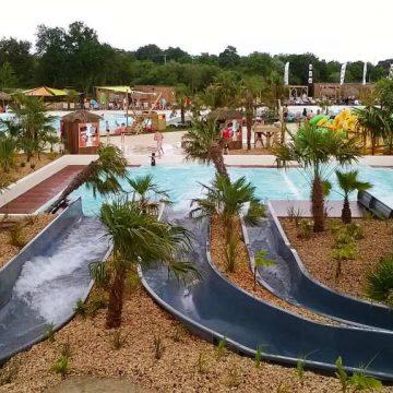 O'Gliss Park Le Bernard Moutiers Parc aquatique