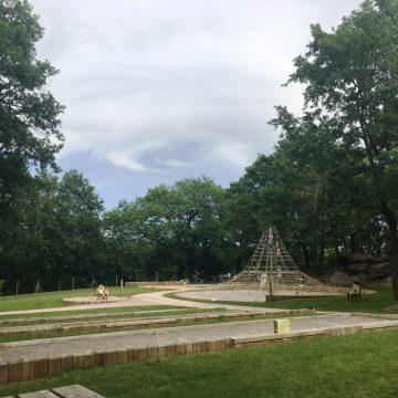 Aire de jeux Saint-Vincent-sur-Graon