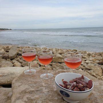 Apéritif plage Jard-sur-Mer