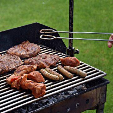 barbecue amis vacances