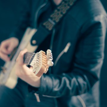 Concert guitare en Vendée - Jard-sur-Mer