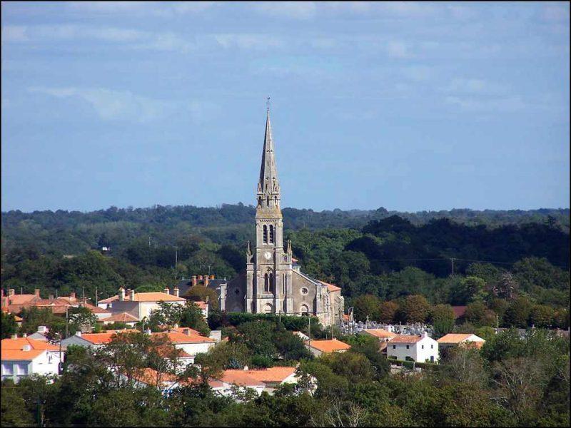 Eglise Saint Hilaire Talmont-Saint-Hilaire
