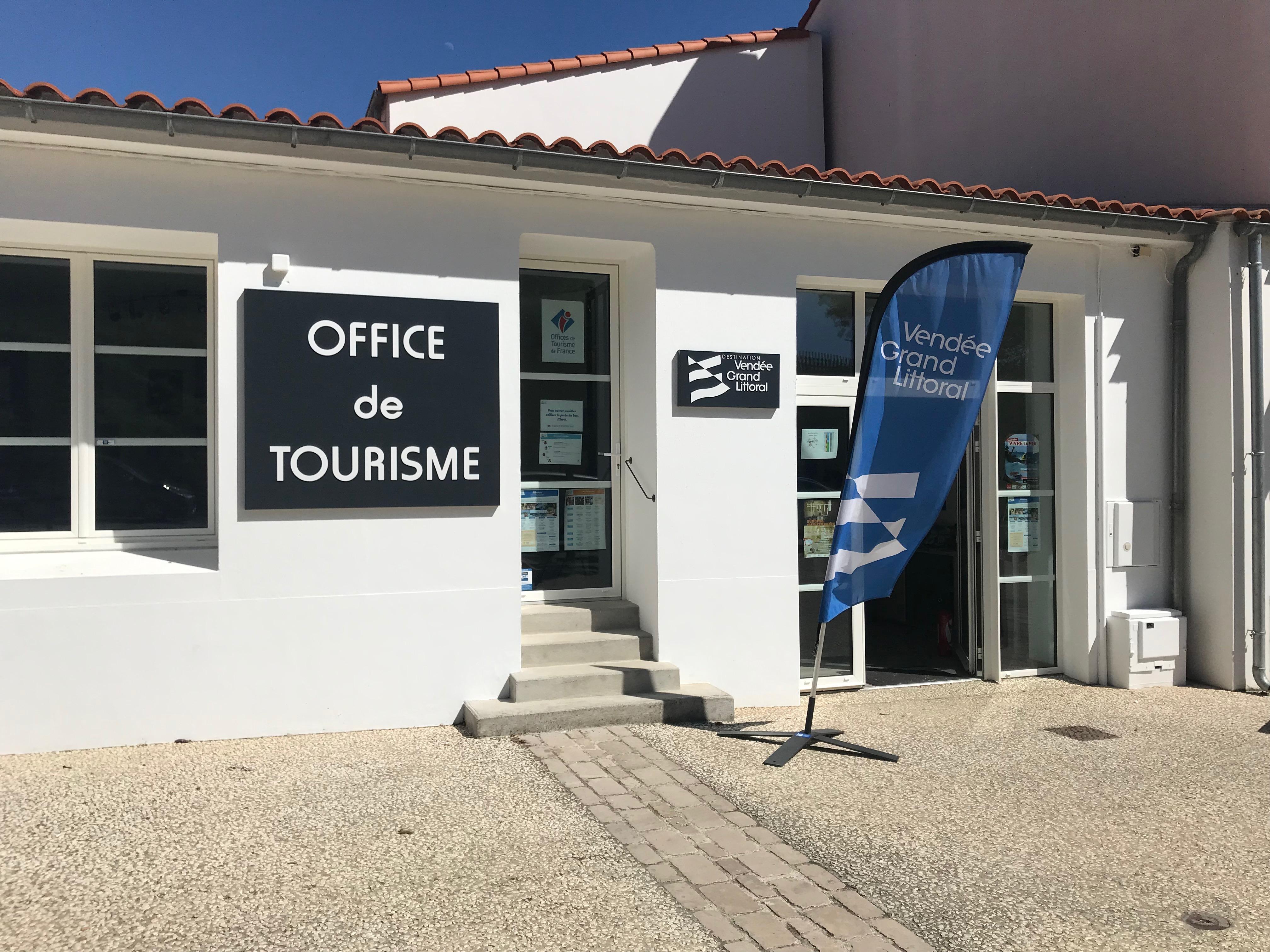 Bureau de Tourisme de Talmont-Saint-Hilaire