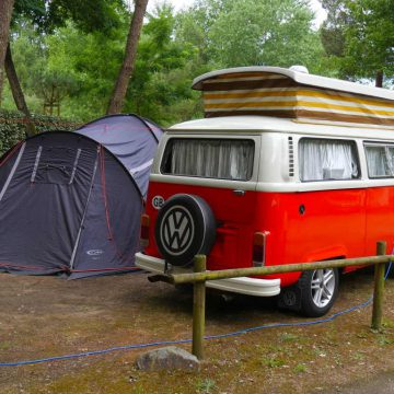 Camping Longeville-sur-Mer Les Ramiers